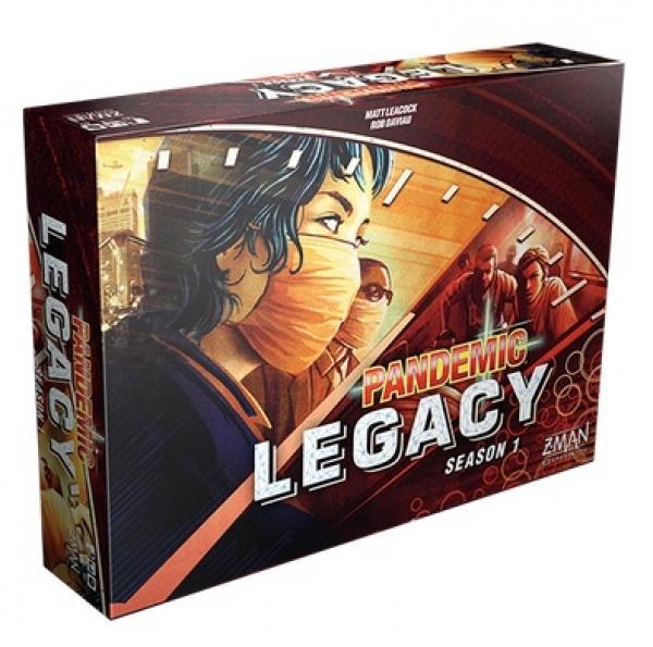 Pandemic: Legacy Season 1 (Red Box)