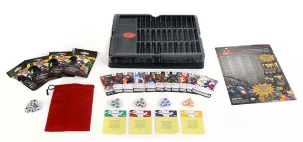 Marvel Dice Masters: Avengers Age of Ultron Collector's Box