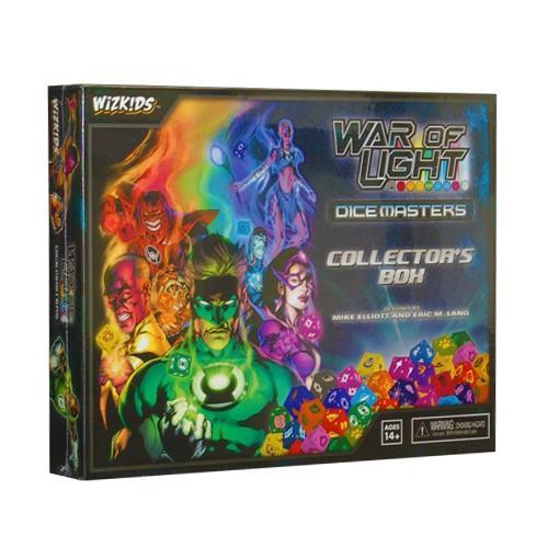 DC Dice Masters: War of Light Collectors Box