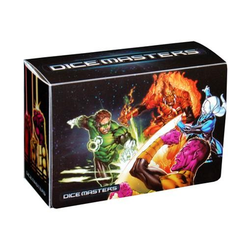 DC Dice Masters: War of Light Team Box
