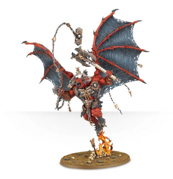 Age of Sigmar: DAEMONS OF KHORNE BLOODTHIRSTER