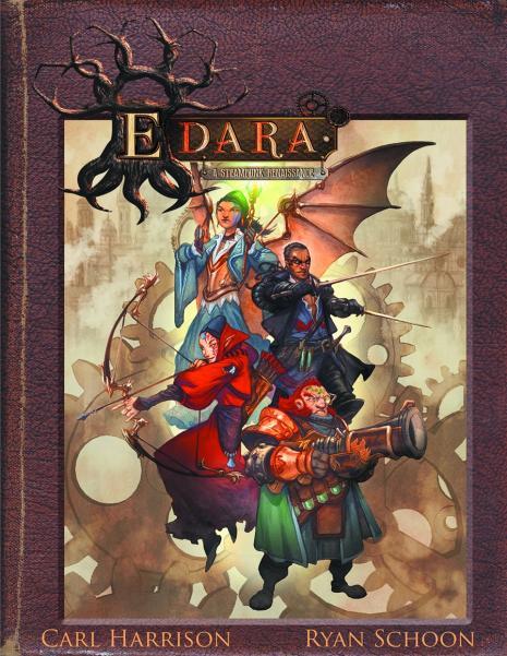 Caelestis Designs: Edara: A Steampunk Renaissance