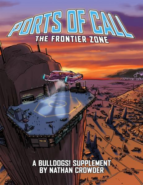 Galileo Games: Ports of Call: The Frontier Zone