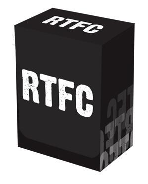 Legion: RTFC Deck Box