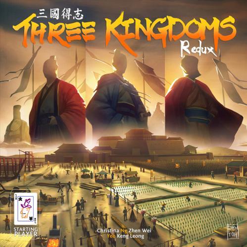 Three Kingdoms Redux