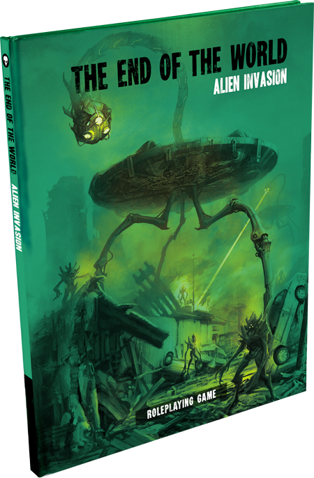 The End of the World RPG: Alien Invasion