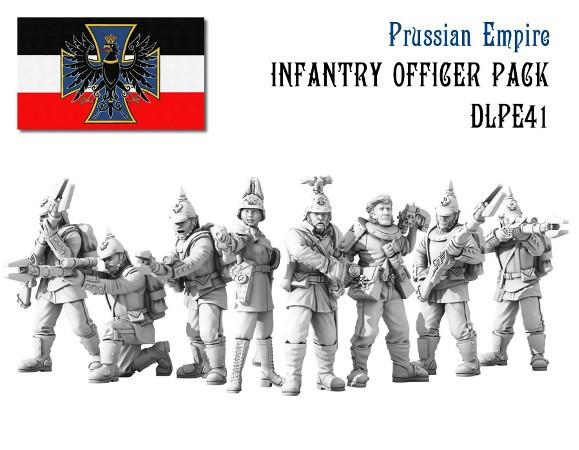 (Prussian Empire) Infantry Officer Set