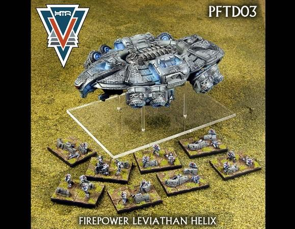 (The Directorate) Firepower Leviathan Helix