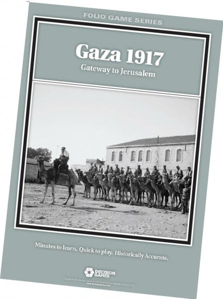 Folio Game Series: WWI Battles : Gaza 1917