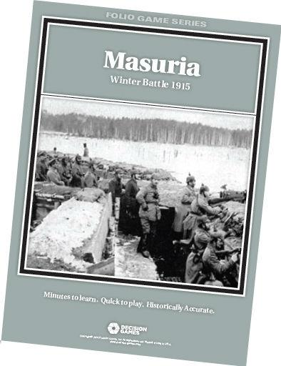 Folio Game Series: WWI Battles : Masuria