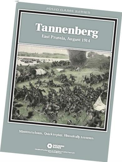 Folio Game Series: WWI Battles : Tannenberg