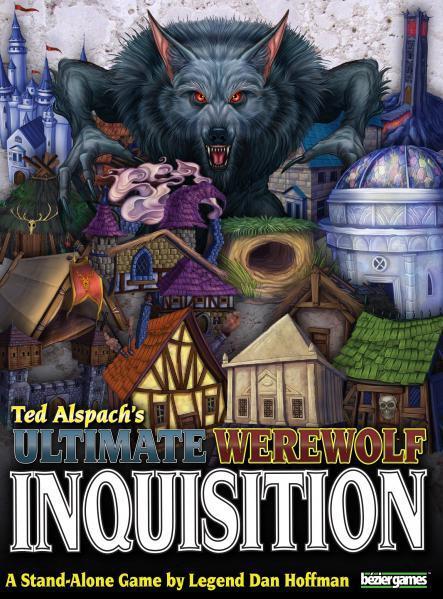 Ted Alspach Ultimate Werewolf: Inquisition