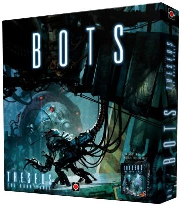 Theseus: Bots (Expansion)