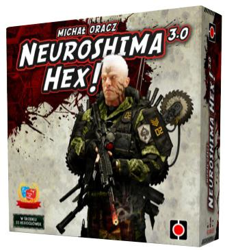 Neuroshima Hex 3.0: Core Game