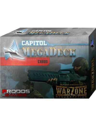 Warzone Resurrection: (Capitol) MegaDeck