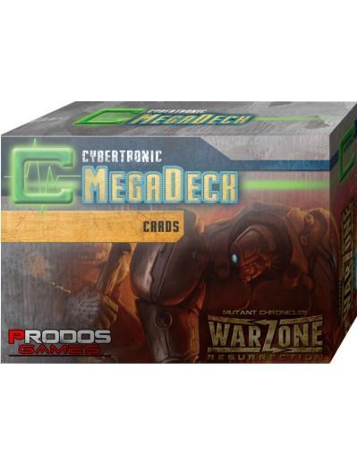 Warzone Resurrection: (Cybertronic) MegaDeck