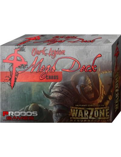 Warzone Resurrection: (Dark Legion) MegaDeck