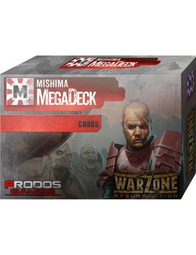 Warzone Resurrection: (Mishima) MegaDeck