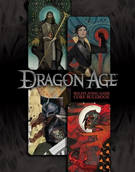 Dragon Age RPG: Core Rulebook