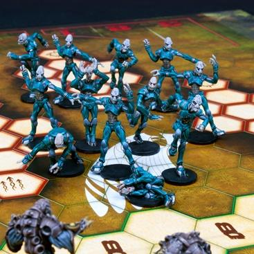 DreadBall: Pelgar Mystics - Judwan Team (12)
