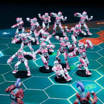 DreadBall: Void Sirens - Female Human Team (13)
