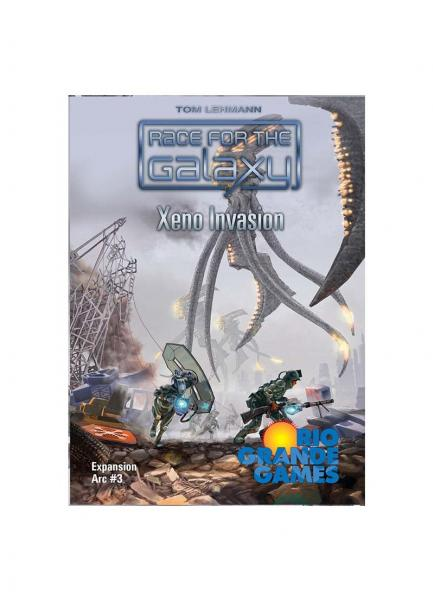 Race For The Galaxy: Xeno Invasion (Expansion)