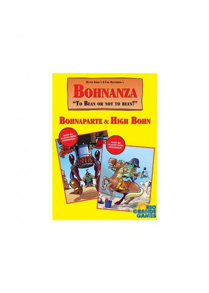 Bohnanza: High Bohn plus Bohnaparte Expansion