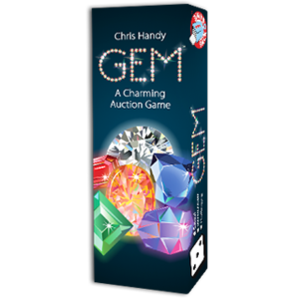 Gem (Gum-sized Box Card Game)