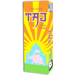 Taj (Gum-sized Box Card Game)