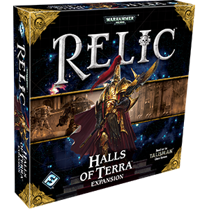 Relic Expansion: Halls of Terra