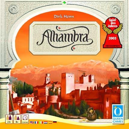 Alhambra: Core Game