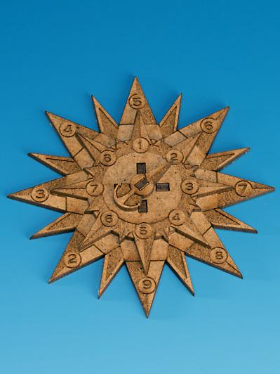 Freebooter Miniatures: Wind rose and turn counter