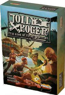 Jolly Roger: The Card Game of Piracy & Mutiny