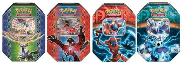 Pokemon CCG: Best of Pokemon Tin