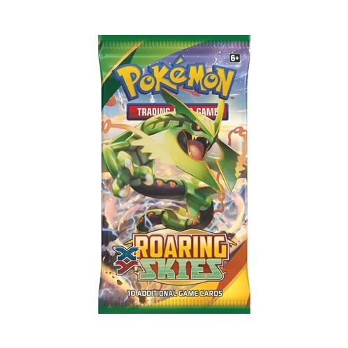 Pokemon CCG: XY Roaring Skies Booster Pack [LIMITED/NO DISCOUNTS]