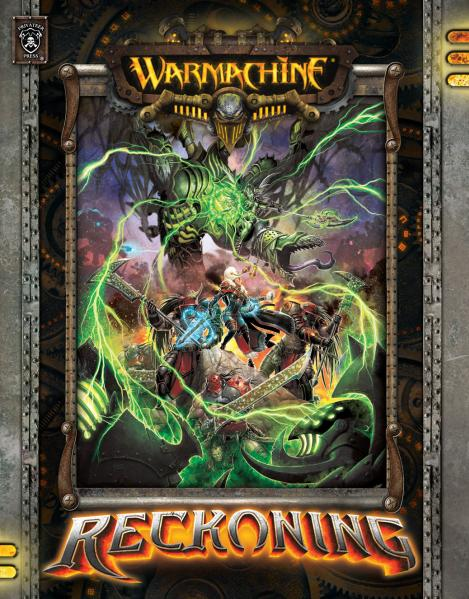 Warmachine: Reckoning (HC)