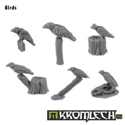 Kromlech Conversion Bitz: Birds (6)