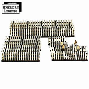 28mm Dead Mans Hand - Add-ons: White Picket Fence