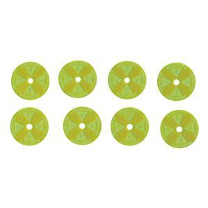 Game Tokens: 4Ground Objective Marker Set (Green)