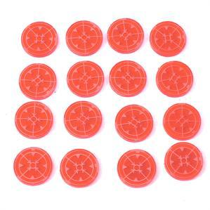 Game Tokens: 4Ground Marker Light/Lock On Token Set (Red)