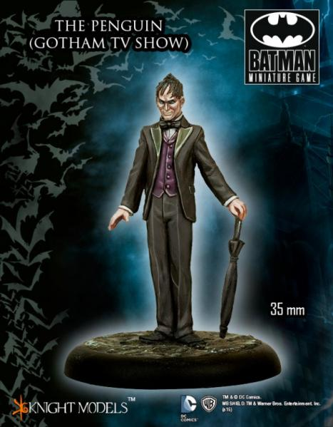 Batman Miniature Game: The Penguin (Gotham TV Show)