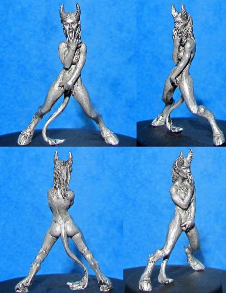 Hasslefree Miniatures: Demonettes & Faeries - Succubus (a)