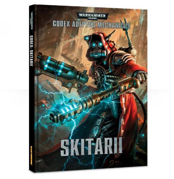 Warhammer 40K: Skitarii Codex (HC)
