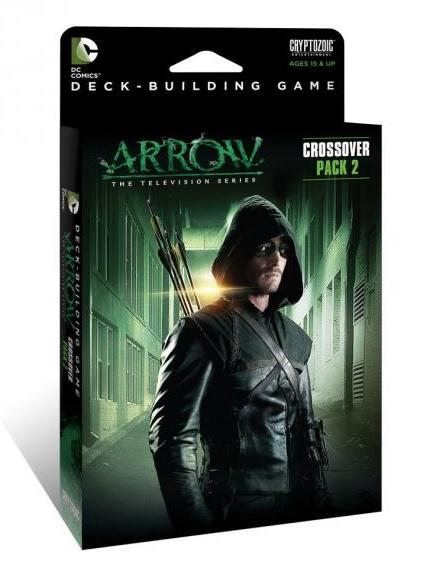 DC Comics DBG: Crossover Pack #2 Arrow the Television Series
