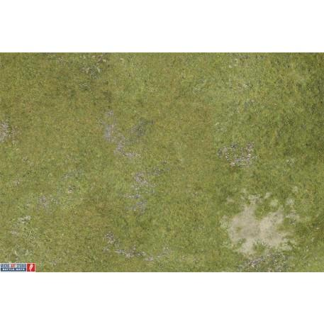 War Game Mat: Grassland  (72x48in)