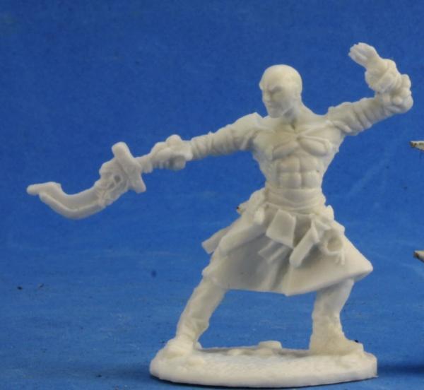 Pathfinder Bones: Sajan, Iconic Monk