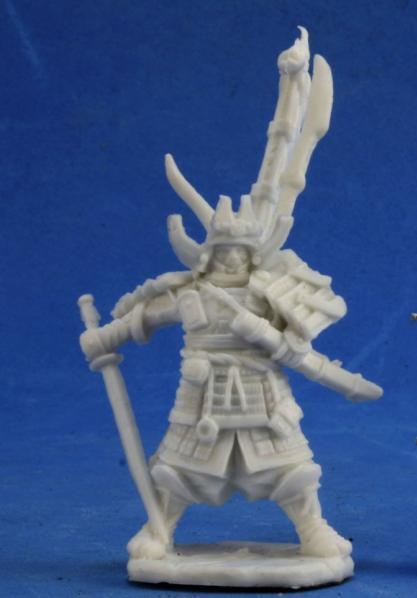 Pathfinder Bones: Nakayama, Iconic Samurai