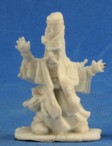 Pathfinder Bones: Balazar, Iconic Gnome Illusionist