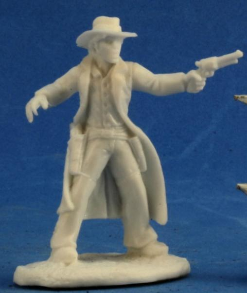Savage Worlds Bones: Texas Ranger Male