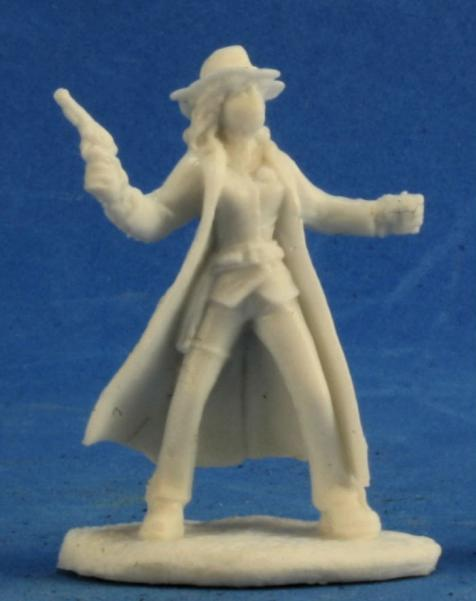 Savage Worlds Bones: Texas Ranger Female